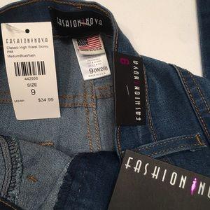 Fashion Nova Jeans - Fashion Nova Skinny Jeans
